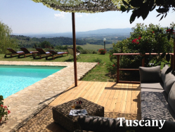 Search for a perfect Tuscan villa