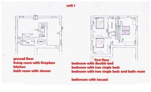 Borgo Casciano 1 floor plan