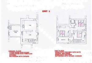 Borgo Casciano 2 floor plan