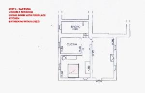 Borgo Casciano 3 floor plan