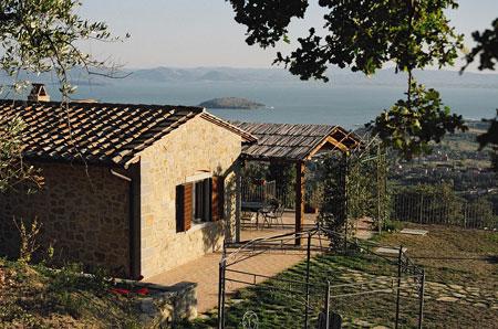 Terrazza Sul Lago Gira Italian Villas