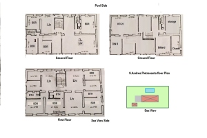 Santandrea floor plan - click to enlarge
