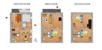 Torre Fantini Floor Plan