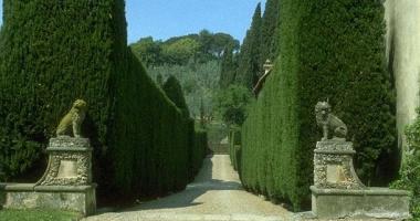 Villa Gamberaia in Tuscany