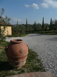 Villas for rent in Chianti
