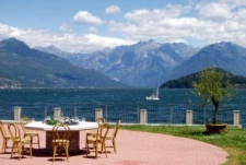 2010 Italian villa rental on Lake Como