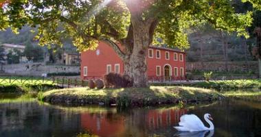 Villa Felice near Lucca Italy